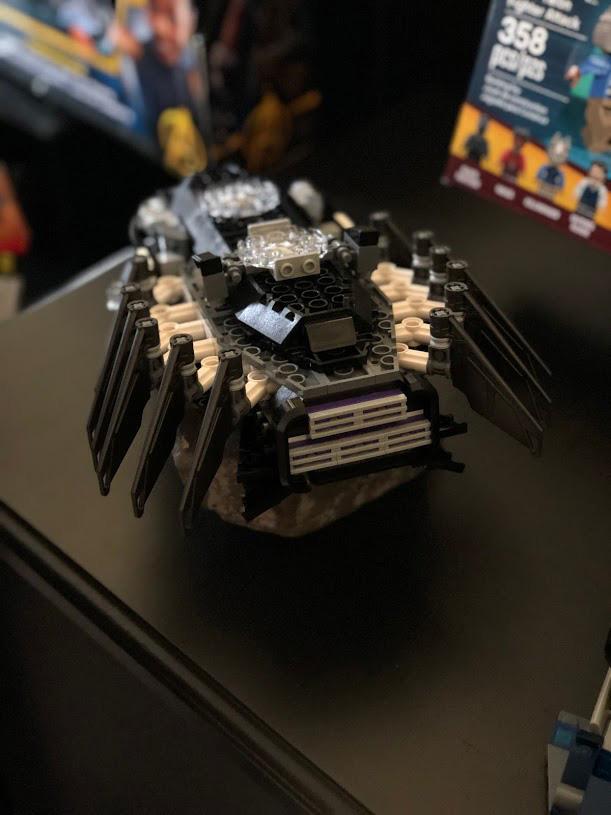 Black Panther Legos