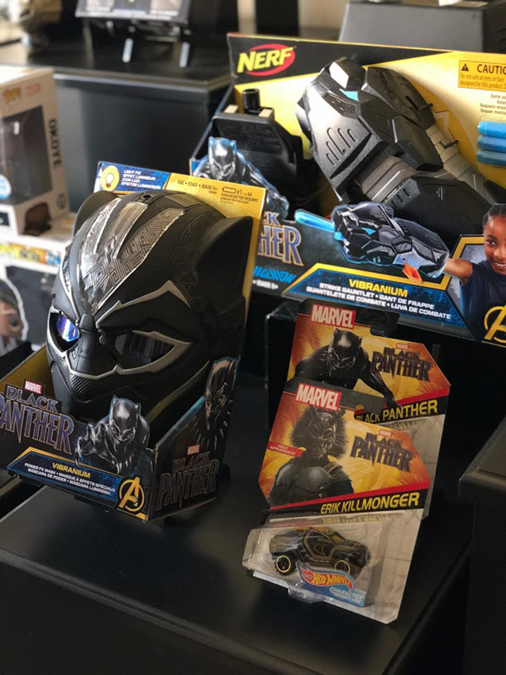 Must Have Black Panther Toys