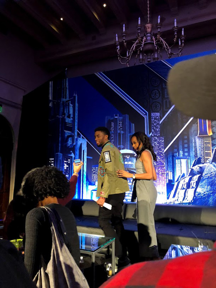 5 Things I Learned During The Black Panther Press Conference #BlackPantherEvent
