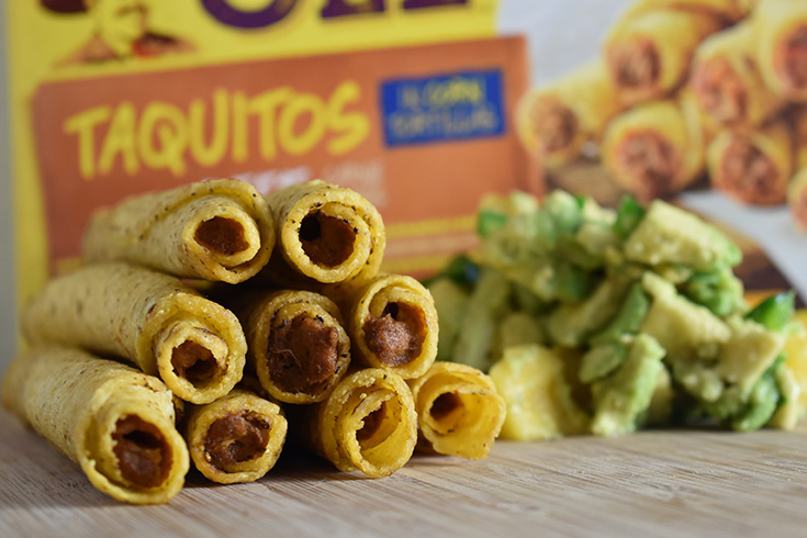 Making Meals EASY With José Olé Taquitos + Guacamole