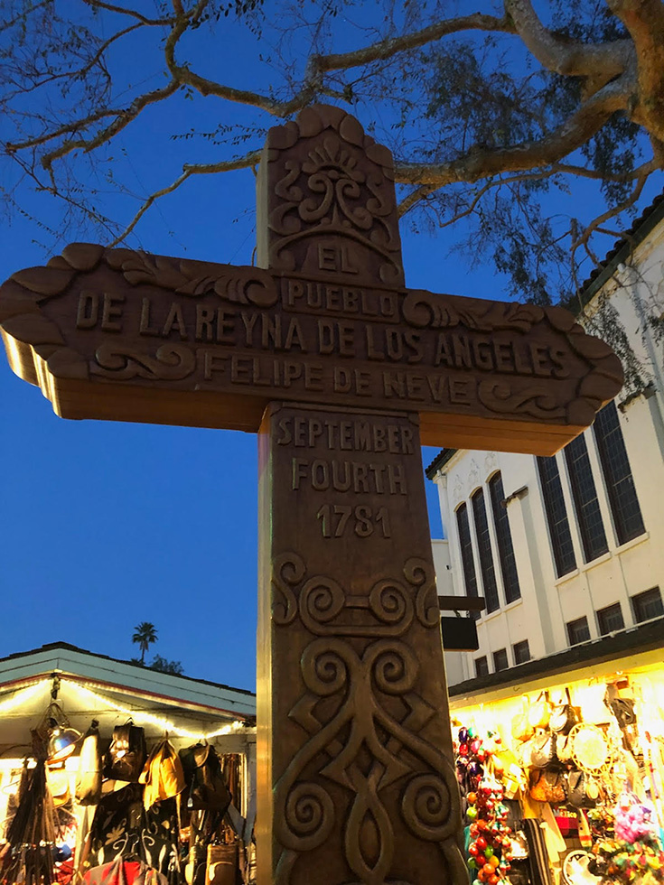 Olvera Street - Los Angeles