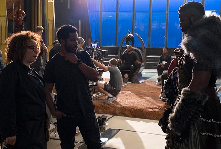 Ruth E Carter - On Black Panther Set