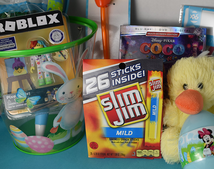 How To Make The Ultimate Easter Basket With NO Candy