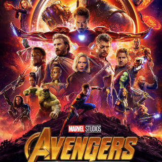 AVENGERS: INFINITY WAR - Now Playing Theaters #InfinityWar