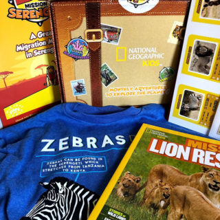 National Geographic Kids Subscription Box From Pley