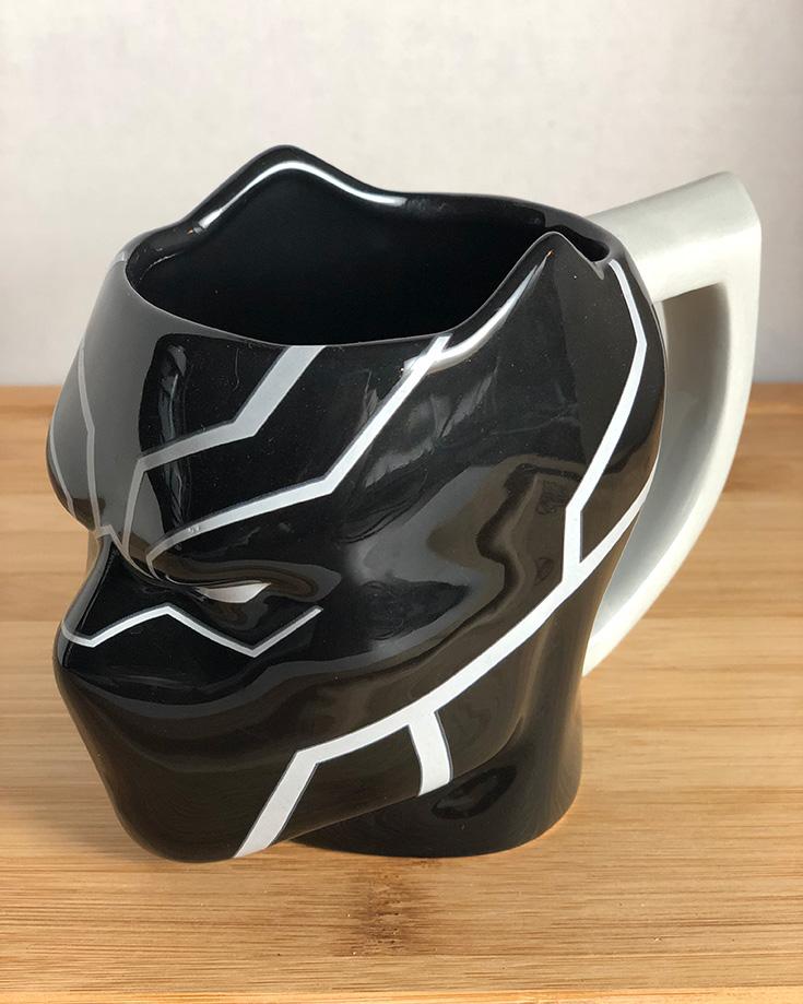 Black Panther Coffee Mug from Zak Designs