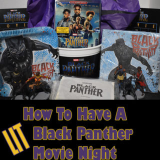 How To Have A Lit Black Panther Movie Night