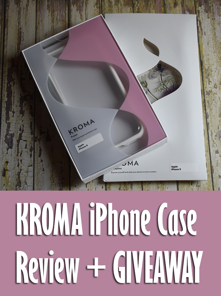 Kroma iPhone Case Review + Giveaway