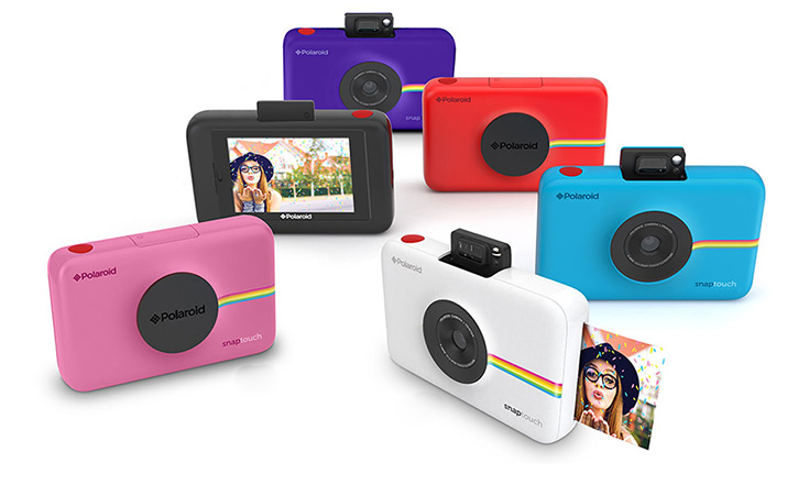 Polaroid Snap Touch Cameras