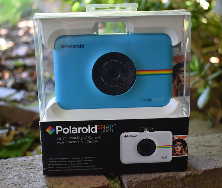 Polaroid Snap Touch Review
