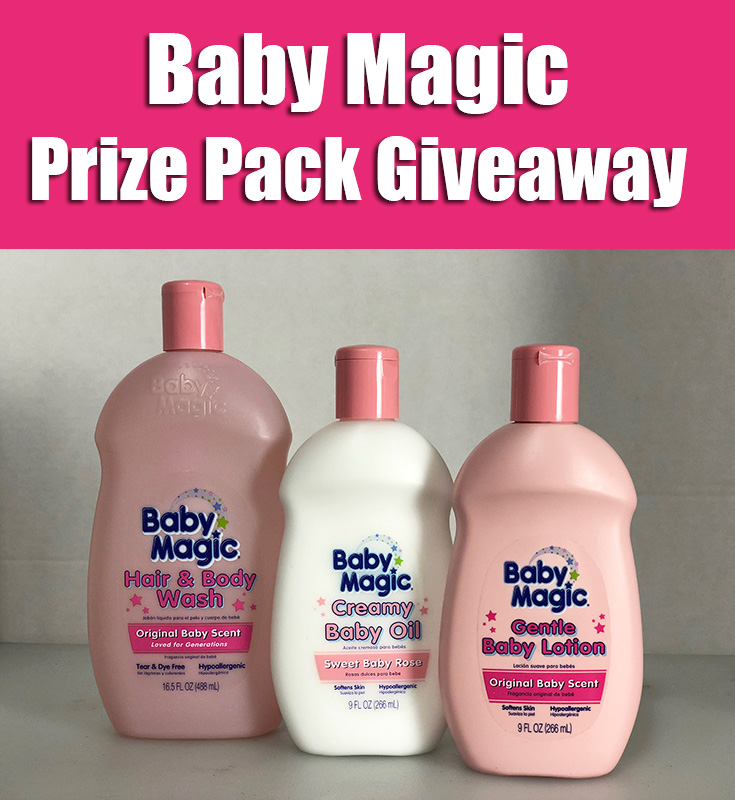 Baby Magic Prize Pack Giveaway