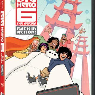 Disney's Big Hero 6 The Series - Back in Acti