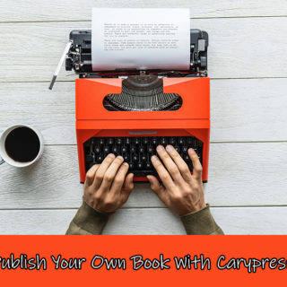 Publish Your Own Book With Carypress
