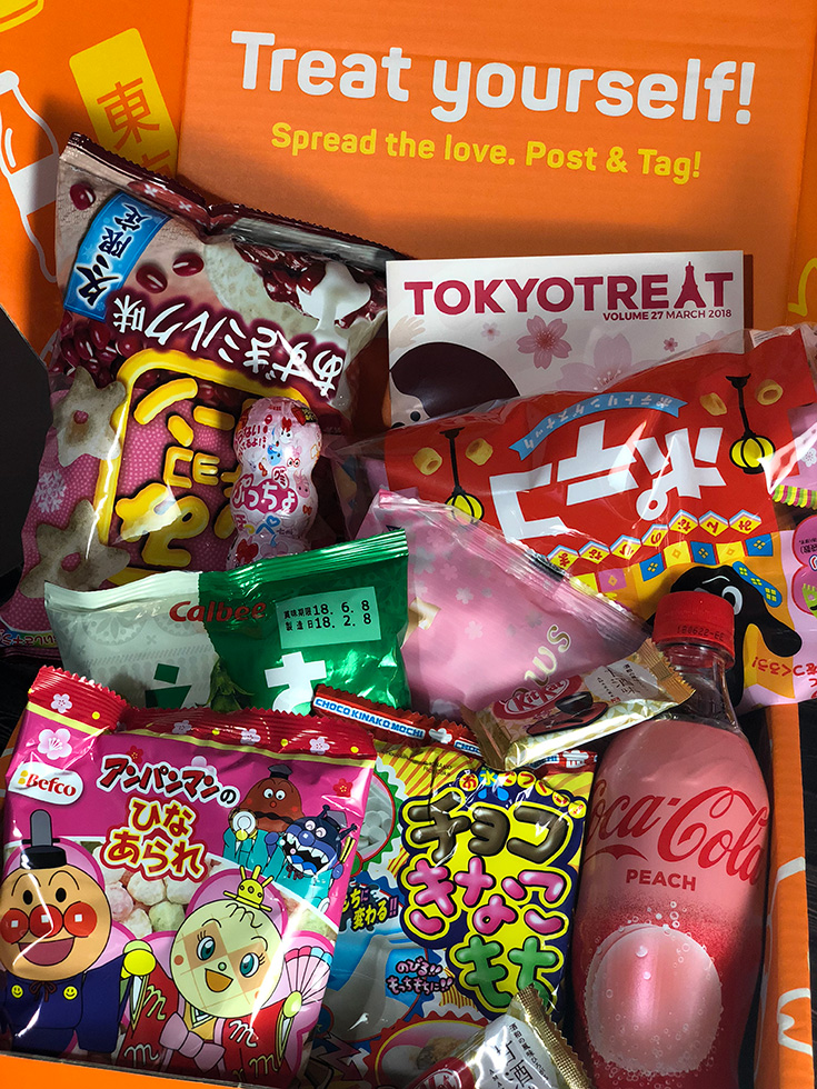 TokyoTreat Japanese & Candy Subscription Box Review
