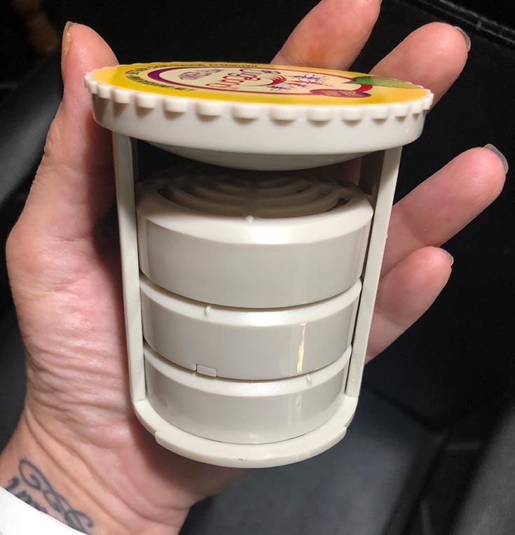 BugBand Portable Diffuser Cartridge