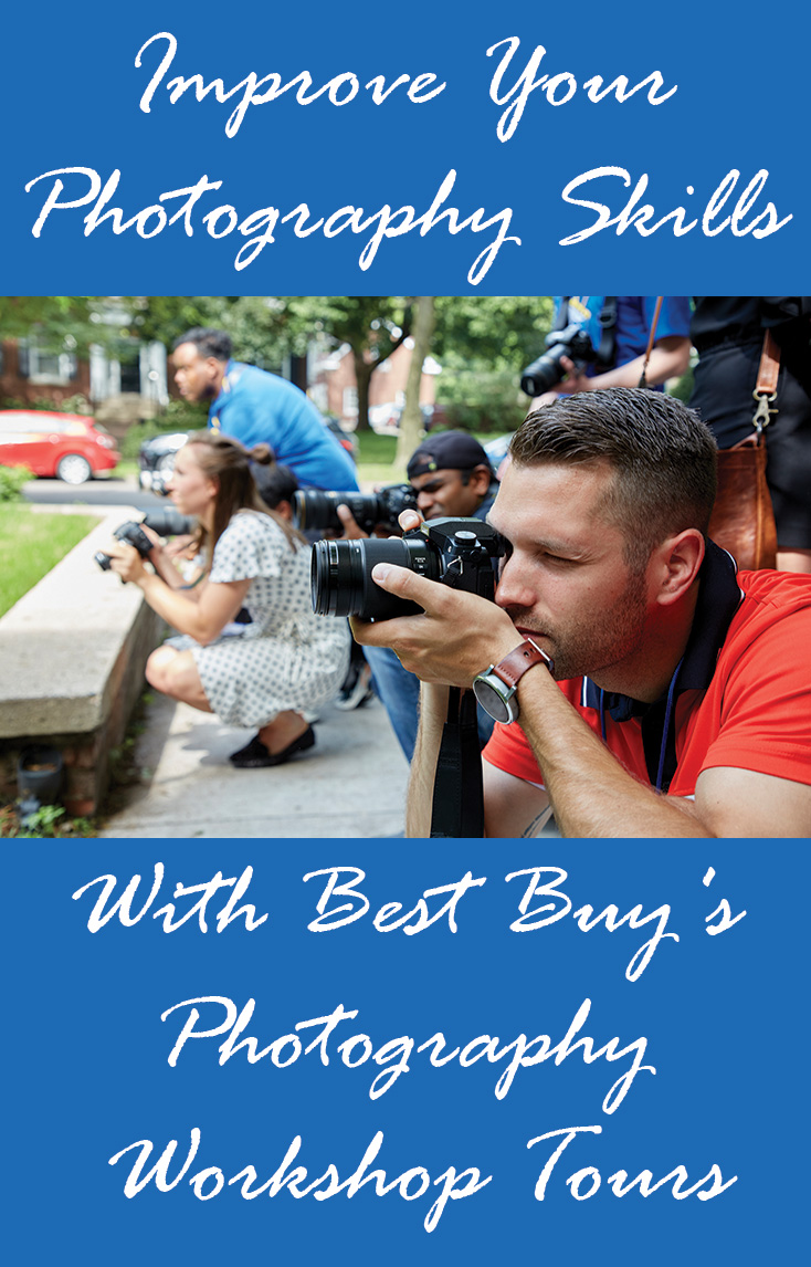 Improve Your Photography Skills With Best Buy's Photography Workshop Tours