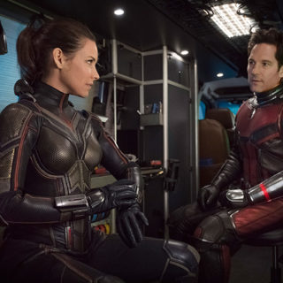 Marvel's Ant-Man and The Wasp Is NOW Playing In Theaters