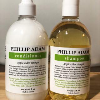 Phillip Adam Shampoo & Conditioner Review