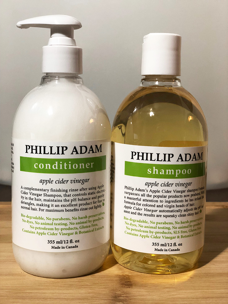 Phillip Adam Shampoo & Conditioner Review