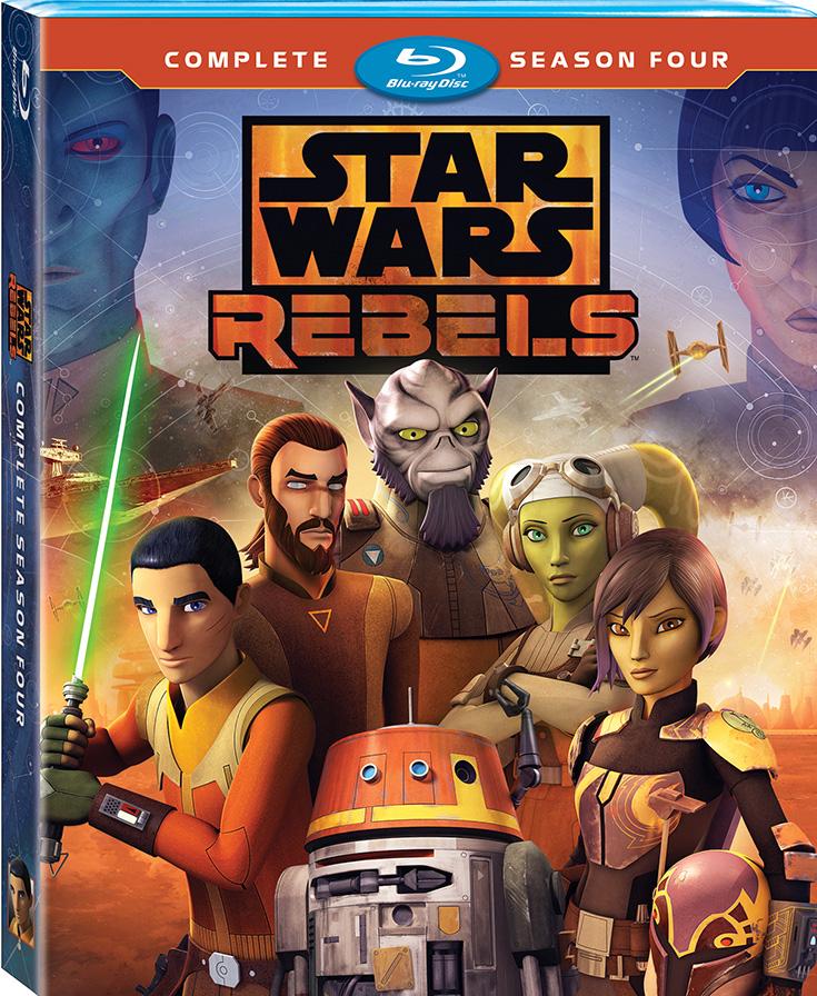 Star Wars Rebels - The Complete Season 4