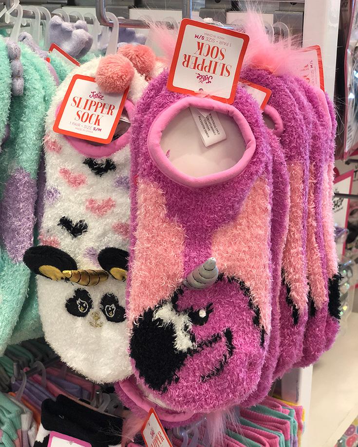Unicorn Socks At Justice