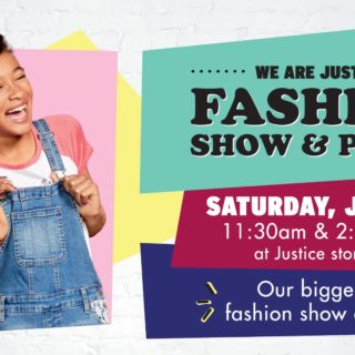 We Are Justice Fashion Show Events