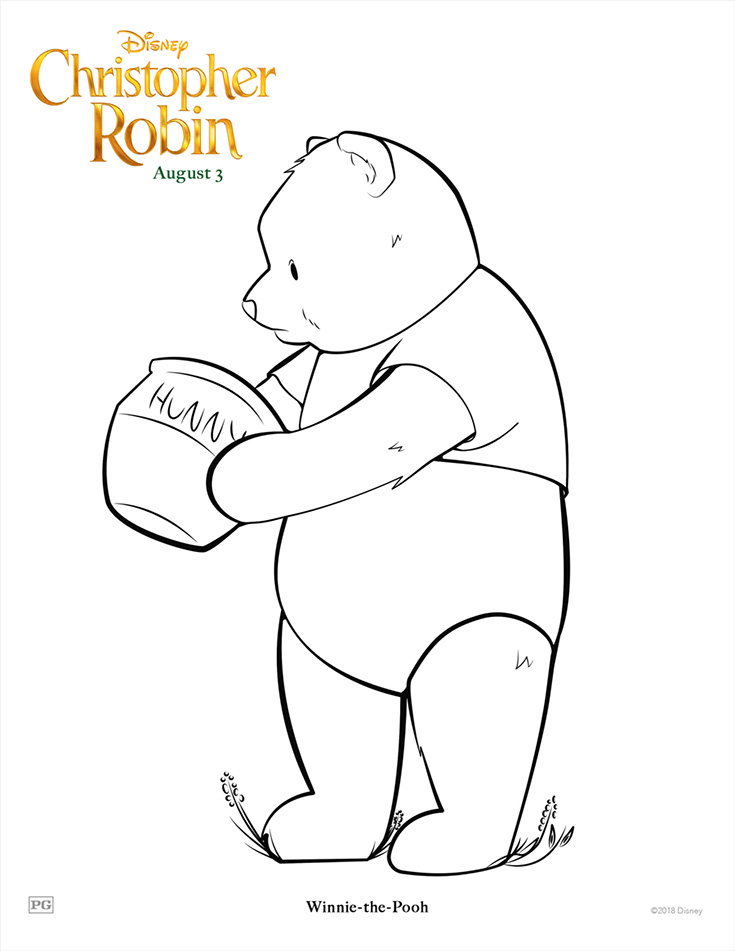 Free Printable Christopher Robin