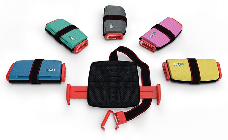 mifold Grab-and-Go Booster Seat Giveaway