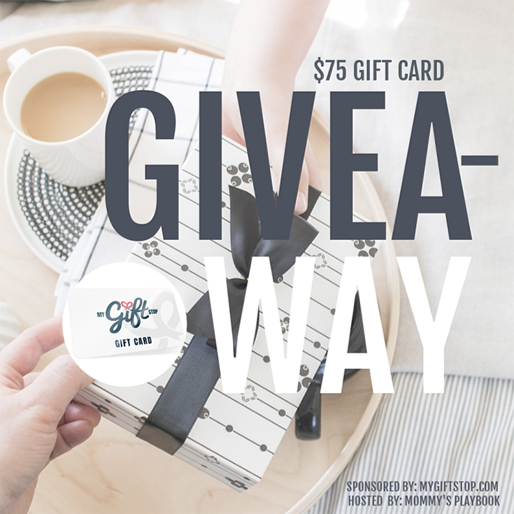 $75 My Gift Shop Gift Card Giveaway