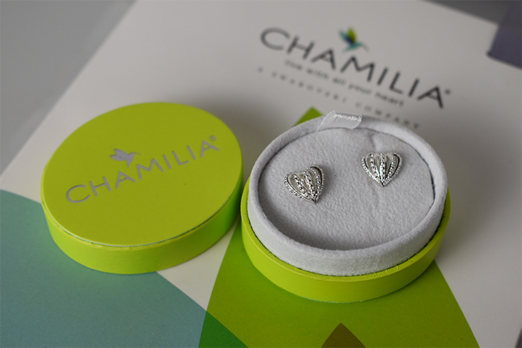 Chamilia's NEW Stud Earring Collection