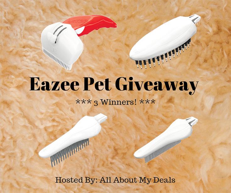 Eazee Pet Giveaway