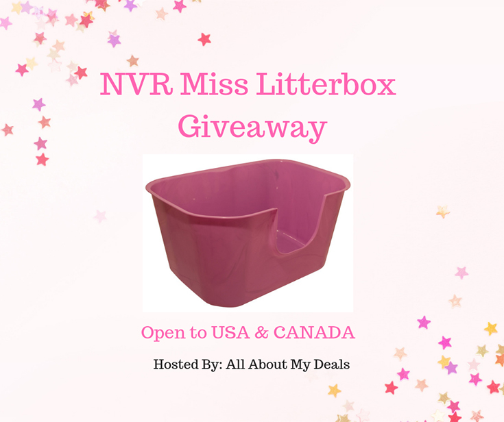 The NVR Miss Litterbox Giveaway