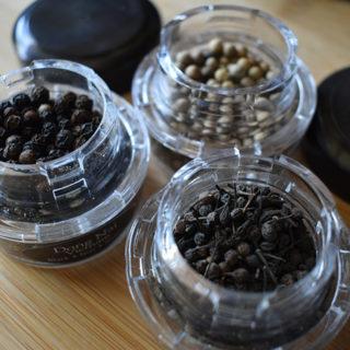3 Varieties of Pepper - Peugeot Zanzibar Pepper Bar Review