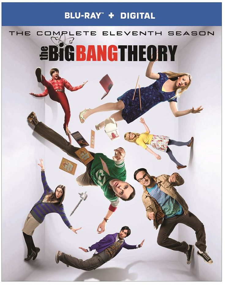 The Big Bang Theory: The Complete Eleventh Season NOW On Blu-Ray