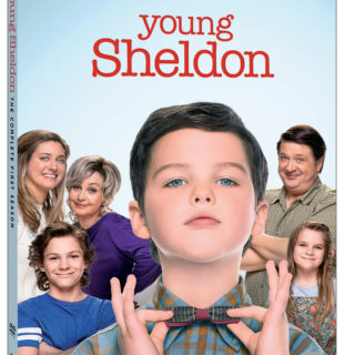 Young Sheldon: The Complete First Season - DVD