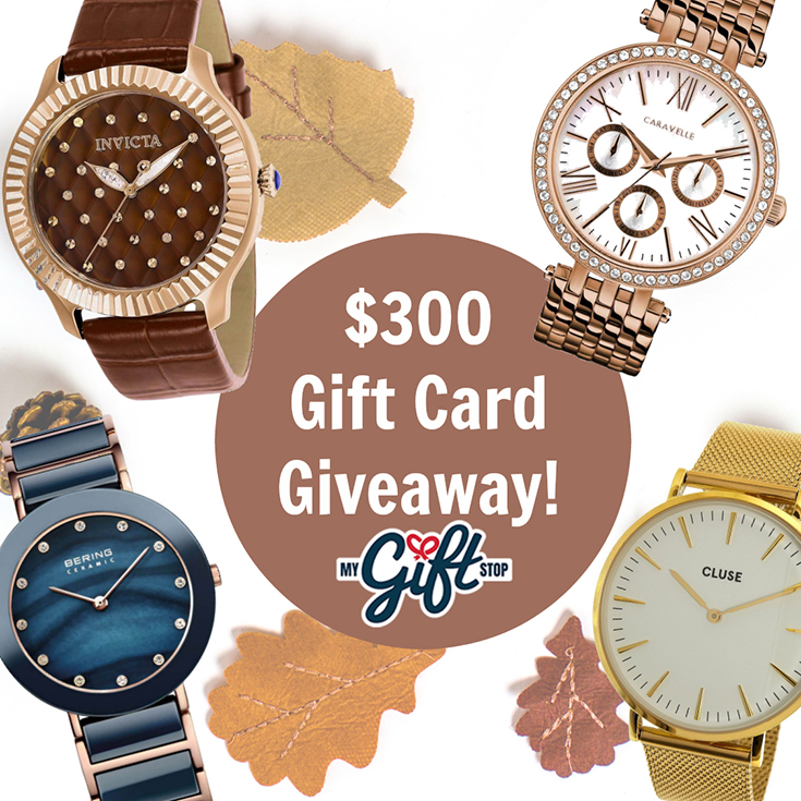 $300 My Gift Card Giveaway