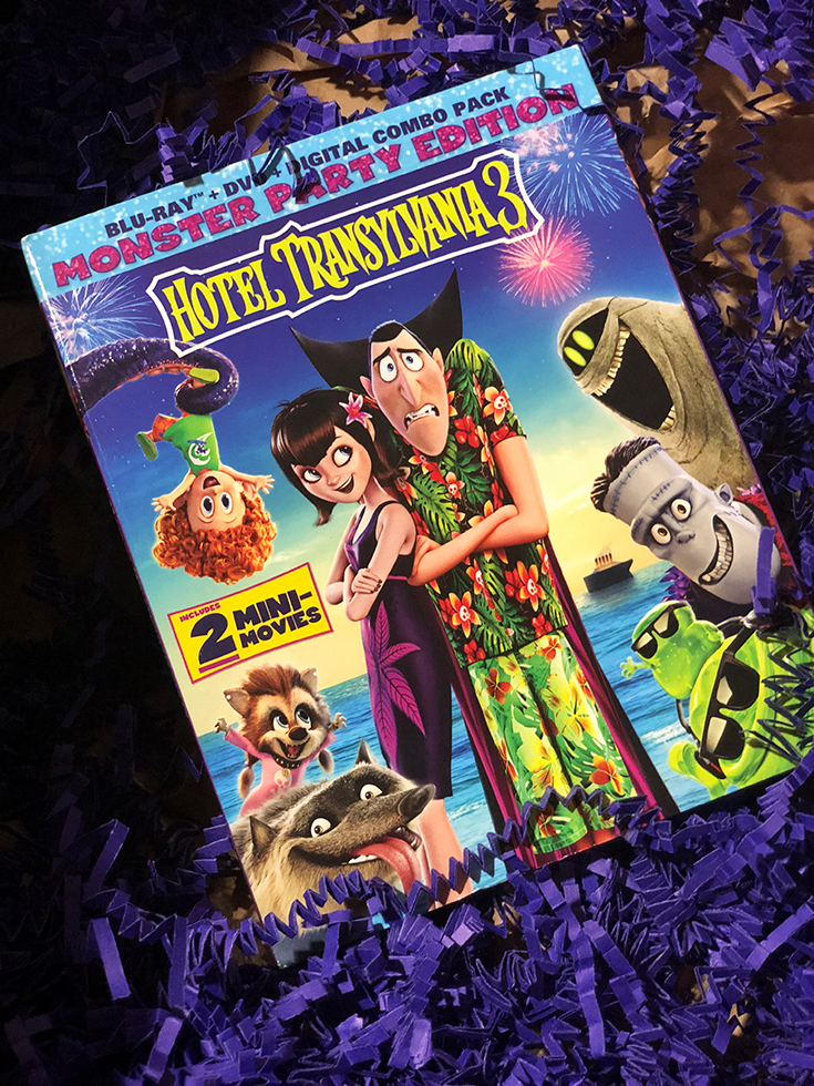 Hotel Transylvania 3 Monster Party Edition