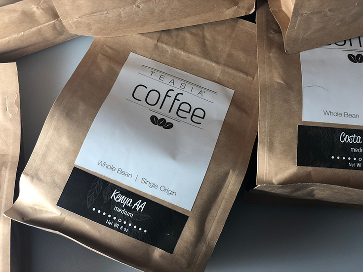 Teasia Coffee Review + Prize Pack Giveaway