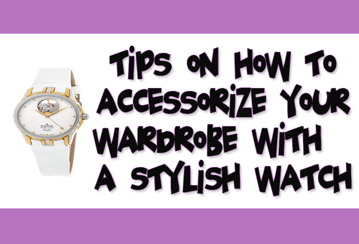 Tips On How To Accessorize Your Fall Wardrobe With A Stylish Watch + $300 MyGiftStop.com Giveaway