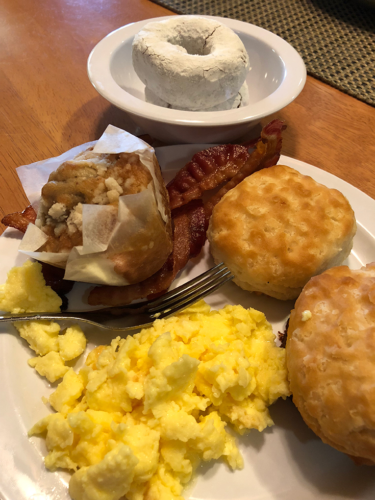 Complimentary Breakfast - Forest Suites Resort At Heavenly Village