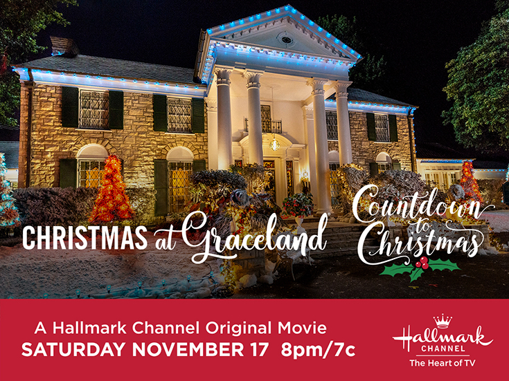 Christmas At Graceland Hallmark.Hallmark Channel S Christmas At Graceland Premiering This