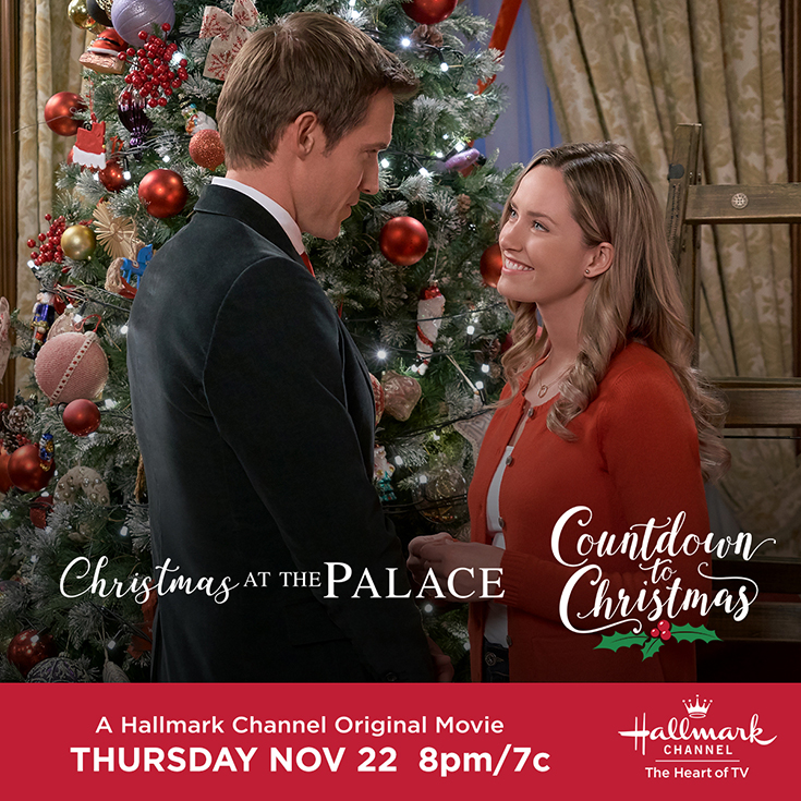 "Hallmark Channel's ""Christmas at the Palace"""