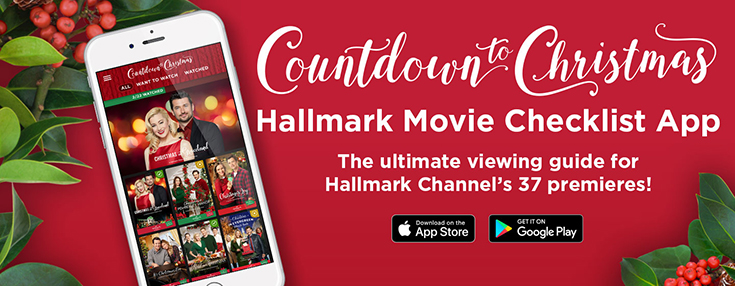 Countdown to Christmas Movie Checklist App