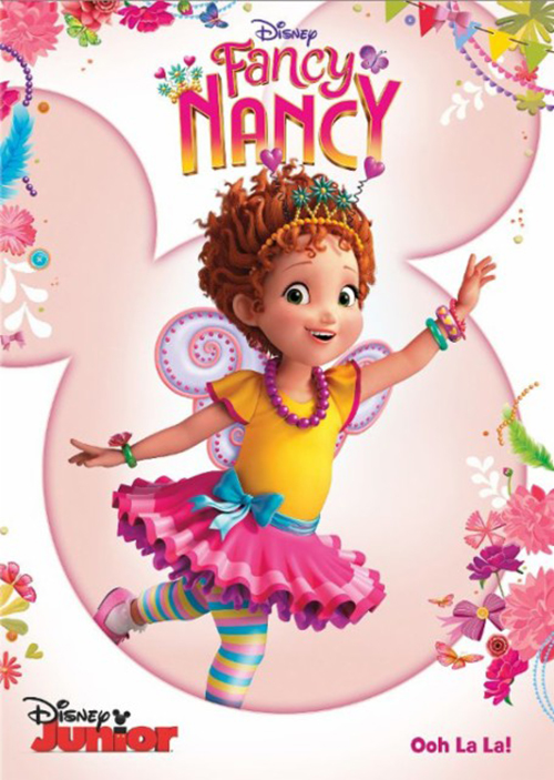 Fancy Nancy Vol. 1 Is NOW Available On Disney DVD