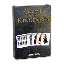 Game Of Kingdoms Card Game