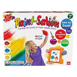 Goliath Paint-Sation-Easel Set