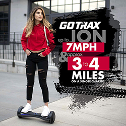 Gotrax ION Hoverboard