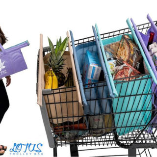 Lotus Trolley Bags Review + Giveaway