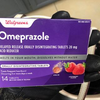 Walgreens Omeprazole Orally Disintegrating Tablets
