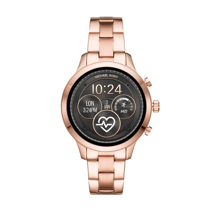 Michael Kors Access Runway Smartwatch - Rose Gold